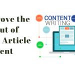 Layout of Your Article Content