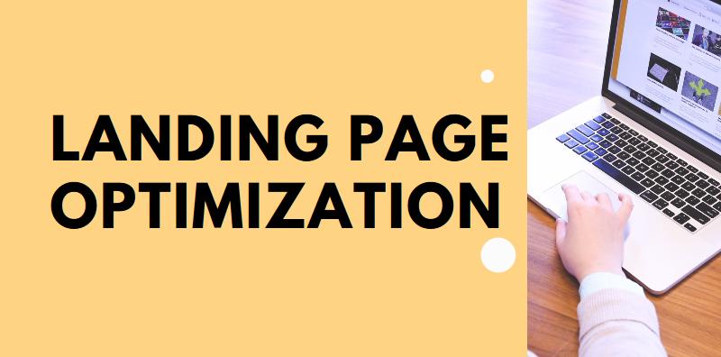 PPC Landing Page Optimization