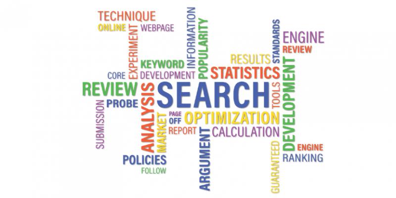 Search Keyword Data