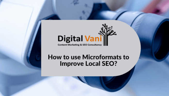 How to use Microformats to Improve Local SEO