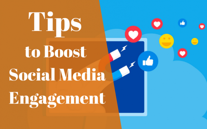 Tips to Boost Social Media Engagement
