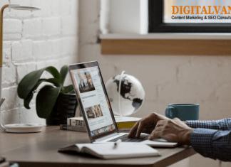 Write Content For a Website